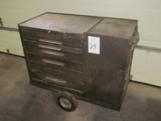12-Drawer Kennedy Tool Chest (Building A)