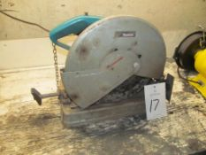 "Makita 14"" Abrasive Chop Saw (Building A)"