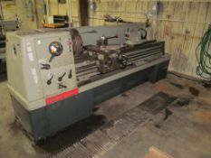 "Clausing Colchester 17"" x 75"" Engine Lathe, S/N 7/0221/16445DD, 3"" Spindle Hole, 20 to 1600-RPM, wit"