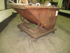 1/2 Cu. Yard Galbreath LH-50 Self Dumping Hopper (Building C)
