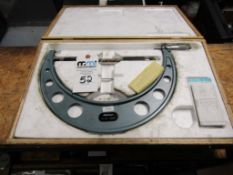 """Mitutoyo 11-12"""" Outside Micrometer"""
