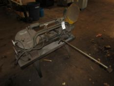 Wellsaw 600 Horizontal Bandsaw; S/N 11948; (Not in Working Condition)