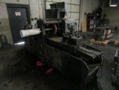 Kearney & Trecker Milwaukee Mil 1800 Series Bed Type Milling Machine; S/N 1848-S-1-8122; 18 to 1200-