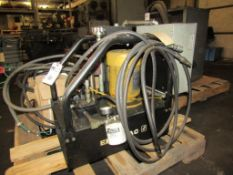 Enerpac 15000 Series 1.5-HP Hydraulic Power Unit; 5,000 Max PSI