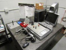 """Keyence XM-1500 Portable Handheld Probe Coordinate Measuring Machine; Measuring Range: 11.81"""" x 9.84"""