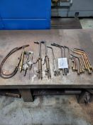Assorted Acetylene Cutting/Brazing Tips