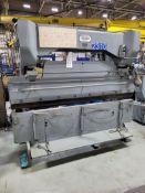 "Chicago Dreis & Krump 6L8 8' x 55-Ton Mechanical Press Brake, S/N L2552, with 8' Bed, 8"" Throat, 4-"