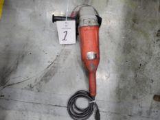 "Milwaukee Electric 7"" Heavy Duty Angle Grinder, CAT.No. 6008-20, 120V"