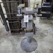 """Dayton 8"""" Pedestal Grinder, 440 volt"""