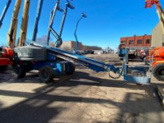 Genie S-60 Rough Terrain Boom Lift (S/N S6004-10374, Year 2004), with 66' Working Height, 60'