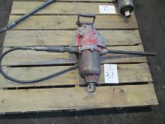 """Chicago Pneumatic Power-Vane Model A, 1.5"""" Impact Wrench"""