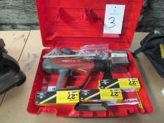 Hilti #DX462 Powder Actuated Tool w/ X-HM Head
