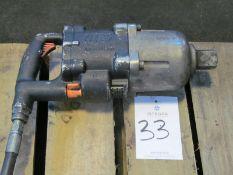 """Ingersoll Rand #3955B2Ti, 1.5"""" Impact Wrench"""