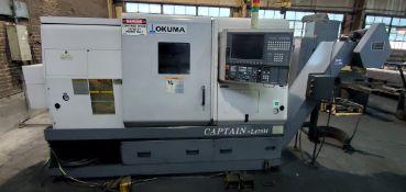 Okuma Captain-L470M CNC Turning & Milling Center (New 2010)