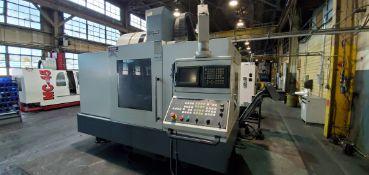 Viper VMC-1100 3-Axis CNC Vertical Machining Center (New 2012)