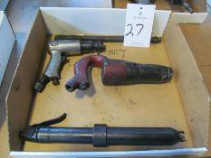 (3) Pneumatic Tools