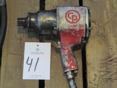 """Chicago Pneumatic #CP796, 1"""" Impact Wrench"""