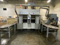 "EMAG VSC 400 duo CNC Vertical Twin Turning Center, S/N M736.72444, 2005, with 13.4"" Max Turning"