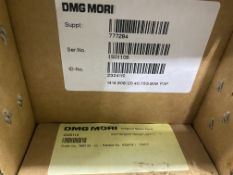 DMG 60T Y & Z-Axis Ball Screw, NEW