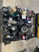Lot of Motors & Pumps