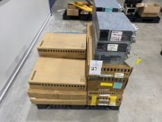 Lot of Siemens Controls & Drives (Used/Rebuilt/Repaired)