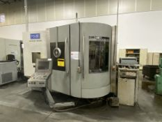 "DMG 60T 5-Axis CNC Vertical Machining Center, S/N 1143-000057-3, 2004, with 25"" x 20"" Table, HSK"