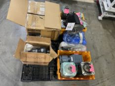 Lot of Motors & Repair Parts