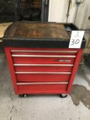 Craftsman 5-Drawer Mobile Tool Chest