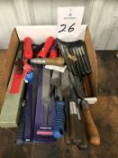 Lot of Assorted Metal Files