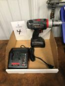 """Porter Cable Cordless Lithium 18 Volt 1/2"""" Drill"""