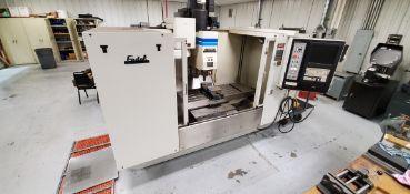 Fadal VMC 4020HT (906-1) CNC Vertical Machining Center