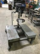 "Westward No. 4TM68 15"" Drill Press"