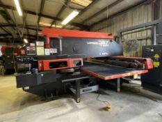 Amada Vipros 305072Q (357 Queen) 30-Ton CNC Turret Press, 2001