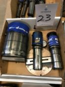 Lot of Assorted Wilson Punch Tooling