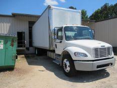 2013 Freightliner 24' Box Truck