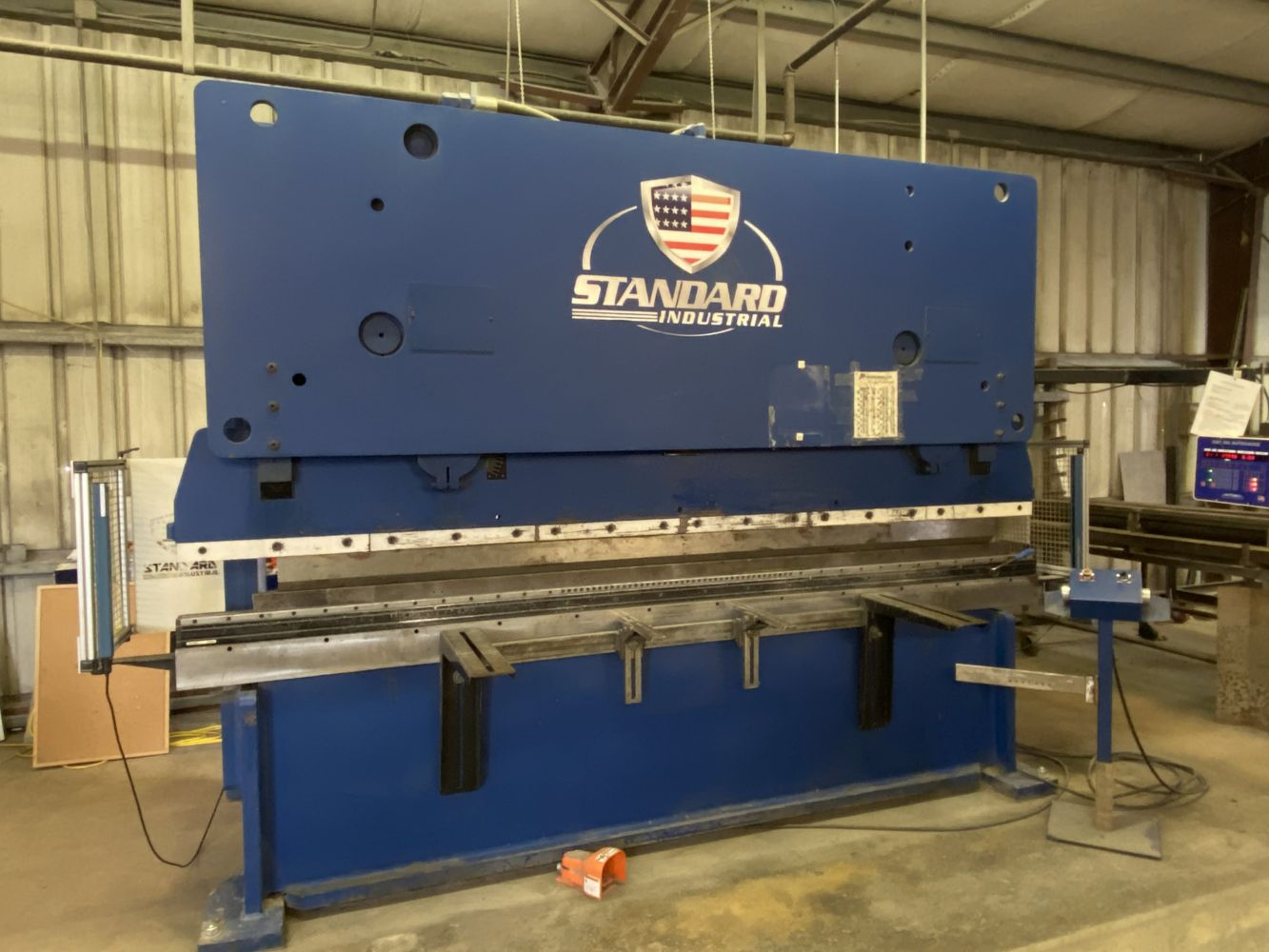 Metal Fabricating & Welding Equipment (Palmetto Metal Products)