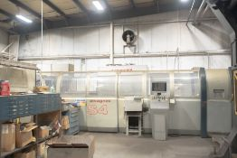 Salvagnini S4 CNC Shear & Punch (LOCATED IN NORMAL, IL)