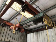 Wright (5) Ton Electric Bridge Crane