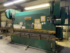 Cincinnati Series 9 225-Ton x 12' Power Press Brake