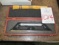 Starrett No 98 Machinists Level 12""