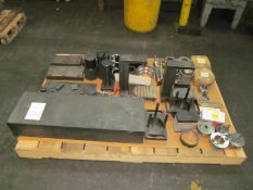 Pallet of Assorted Custom Inspection Tooling