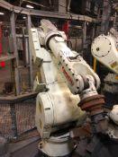 Kawasaki FS 30L+ CNC Robot, S/N FS0301143 (New 2008), w/ D32 F D001 Controller, Teach Pendant