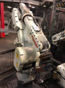 Kawasaki FS 30L+ CNC Robot, S/N FS0301145 (New 2008), w/ D32 F D001 Controller, Teach Pendant