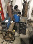 Miller Dynasty 200 Welding Power Source, S/N LF278772, to Include Miller Spectrum 701 and Miller