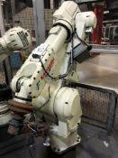 Kawasaki FS 30L+ CNC Robot, S/N FS0301161 (New 2008), w/ D32 F D001 Controller, Teach Pendant