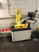 Xoller Smile V300 Tool Setter with Cabinet (Loc. Parts Room)