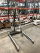Ruger 50 1000-Lb Manual Hydraulic Boom Lift