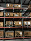 (19) Pallets Assorted Refractory