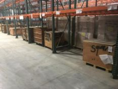 (17) Pallets Assorted Refractory