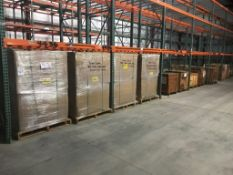 (22) Pallets Assorted Refractory